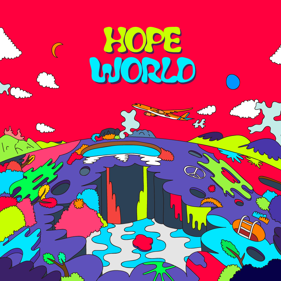 Hop World COVER